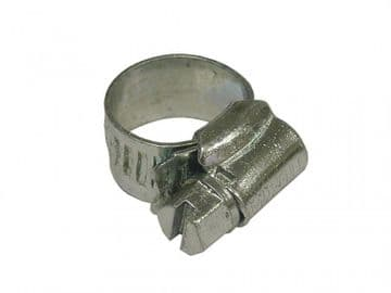 O Stainless Steel Hose Clip 16 - 22mm